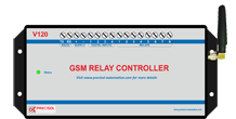 GSM Relay Controllers