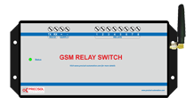 GSM Relay Switches